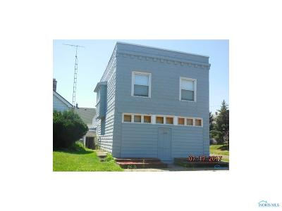 Toledo OH Multi Family Home For Sale: $24,900