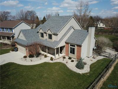 Perrysburg Single Family Home Contingent: 2033 Kenton Trail