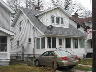 Toledo Single Family Home For Sale: 1828 Marne Avenue