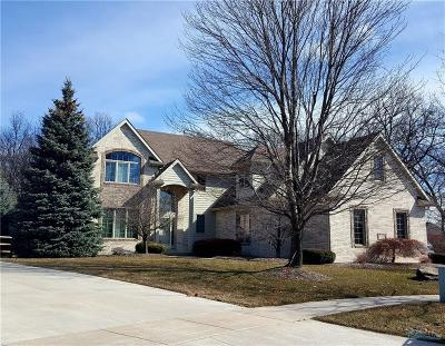 Maumee Single Family Home For Sale: 3330 Ivy Wood Court