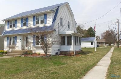 Maumee Single Family Home For Sale: 601 W Broadway Street
