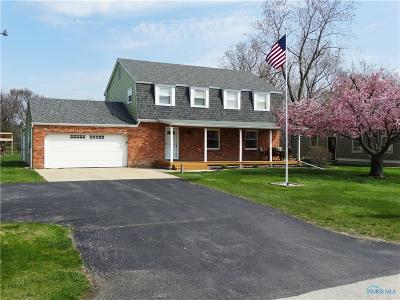 Perrysburg Single Family Home For Sale: 10154 Avenue Road
