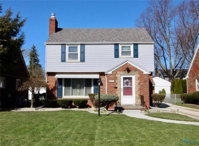 Toledo Single Family Home For Sale: 4107 Drummond Road