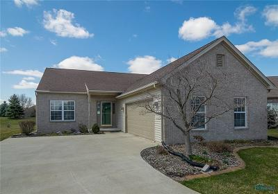 Maumee Single Family Home Contingent: 7373 Longwater Court