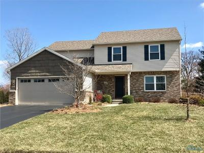 Whitehouse Single Family Home Contingent: 7023 Whiddenmill Drive