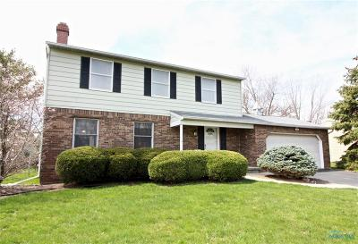 Perrysburg Single Family Home For Sale: 230 Birchdale Road