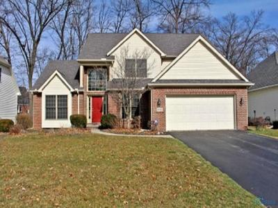 Sylvania Single Family Home For Sale: 8820 Cedar Bend Road