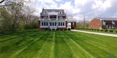 Waterville Single Family Home For Sale: 5862 N River Road