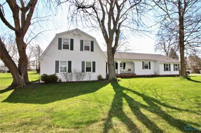Waterville Single Family Home For Sale: 7815 Noward Road