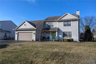 Sylvania Single Family Home For Sale: 3833 Pepperwood Court