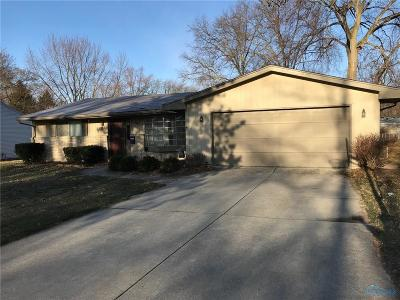 Sylvania Single Family Home Contingent: 5253 Silvertown Drive