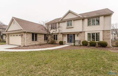Perrysburg Single Family Home Contingent: 314 Rutledge Court