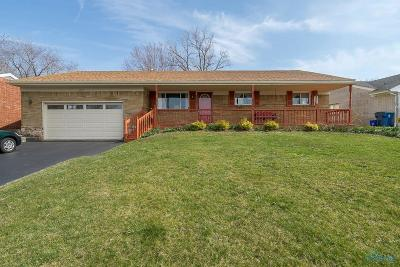 Waterville Single Family Home Contingent: 5957 Little Turtle Trail