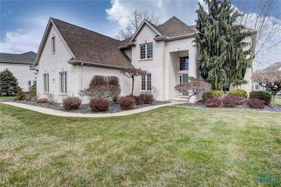 Maumee Single Family Home Contingent: 2963 Quarry Road