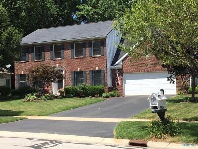 Sylvania Single Family Home For Sale: 7624 Hickory Grove