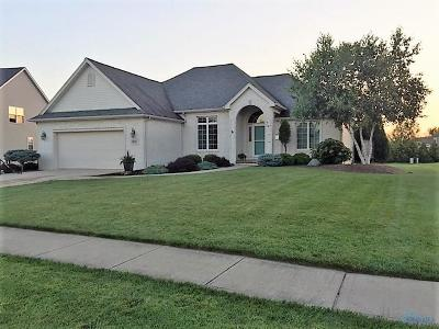 Haskins Single Family Home Contingent: 513 Yorkshire Drive