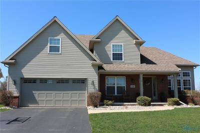 Perrysburg Single Family Home For Sale: 6200 Brookhaven Boulevard