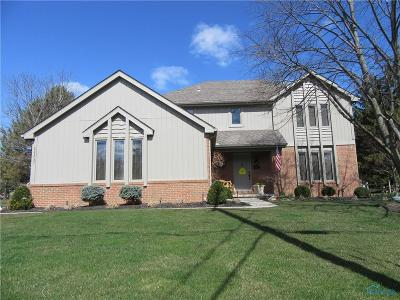 Perrysburg Single Family Home For Sale: 28257 White Road
