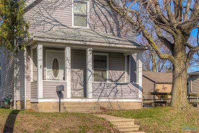 Rossford Single Family Home Contingent: 227 Osborn Street
