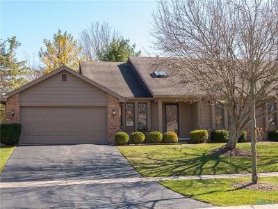 Sylvania Condo/Townhouse For Sale: 7061 Pickett Drive #D