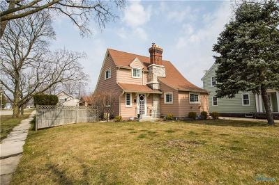 Maumee Single Family Home For Sale: 525 W Broadway Street