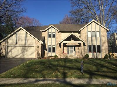 Toledo Single Family Home Contingent: 2737 Joelle Drive