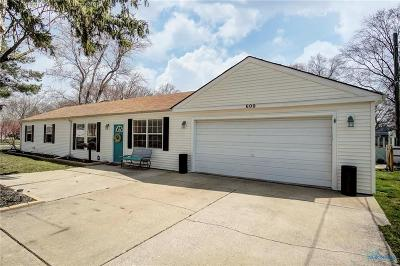 Maumee Single Family Home For Sale: 600 Greenfield Road