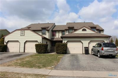 Toledo Multi Family Home For Sale: 6014 Red Oak