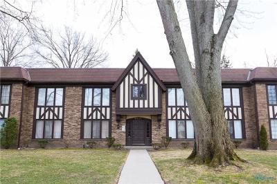 Sylvania Condo/Townhouse For Sale: 6539 Abbey #D-6