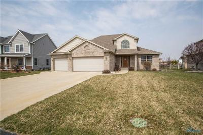 Perrysburg Single Family Home For Sale: 26455 Carronade Drive