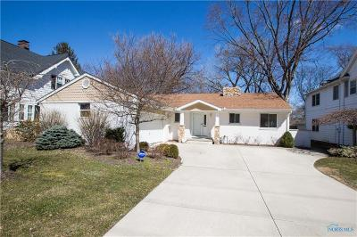 Single Family Home For Sale: 3664 Indian Road