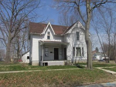 Fremont OH Single Family Home For Sale: $29,500