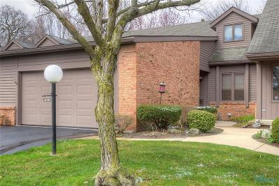 Toledo OH Condo/Townhouse For Sale: $129,900