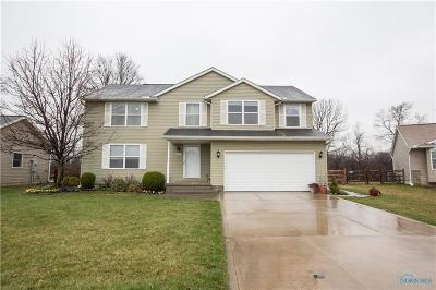 Rossford Single Family Home For Sale: 708 W Ironwood Drive