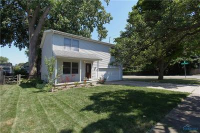 Single Family Home For Sale: 1447 Almon Avenue