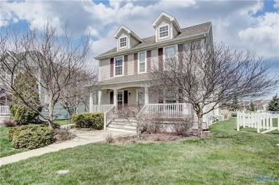 Maumee Single Family Home Contingent: 7232 Elli Harbour Lane