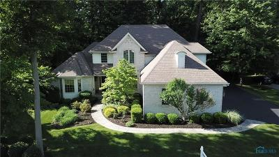 Sylvania Single Family Home For Sale: 4681 Fairway Lane