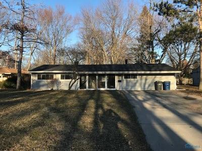 Toledo Single Family Home For Sale: 3652 W Lincolnshire Boulevard