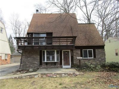 Single Family Home For Sale: 2538 Vaness Drive