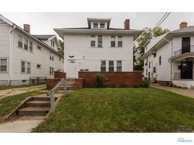 Toledo Multi Family Home For Sale: 1944 Crosswell Place