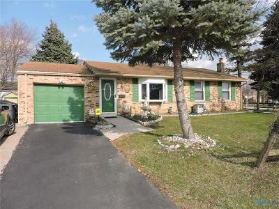 Toledo Single Family Home For Sale: 16 Bexley Road