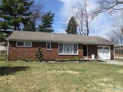 Toledo OH Single Family Home For Sale: $148,900