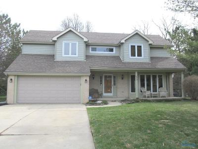 Toledo OH Single Family Home For Sale: $194,900