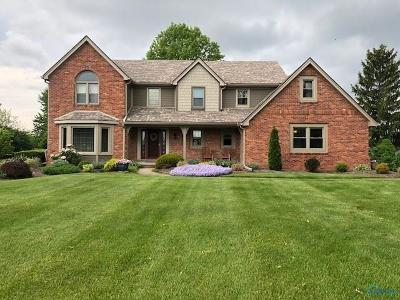 Single Family Home For Sale: 6025 Washburn Road