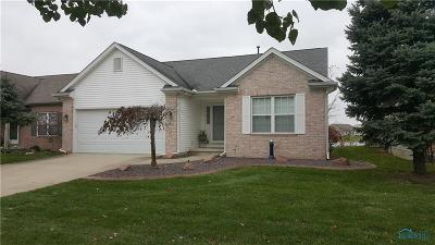 Maumee Single Family Home For Sale: 4760 Port Drive