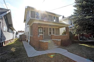 Toledo Single Family Home For Sale: 247 Mayberry Street