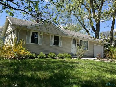 Maumee Single Family Home For Sale: 1201 Anderson Avenue