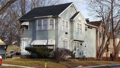Toledo OH Multi Family Home For Sale: $64,900