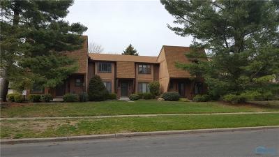 Sylvania Condo/Townhouse For Sale: 6544 Kingsbridge Drive #4