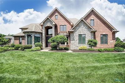 Perrysburg Single Family Home Contingent: 2297 Mission Hill Drive